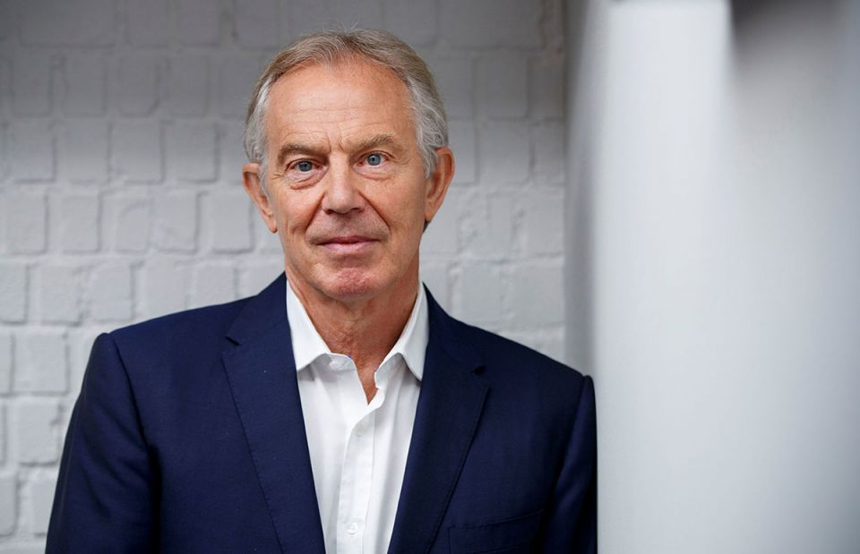 'Western democracy is in danger', says former UK PM Tony Blair
