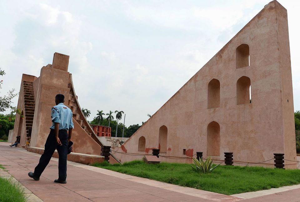 Gallery: Jantar Mantar astronomical instruments of ancient India