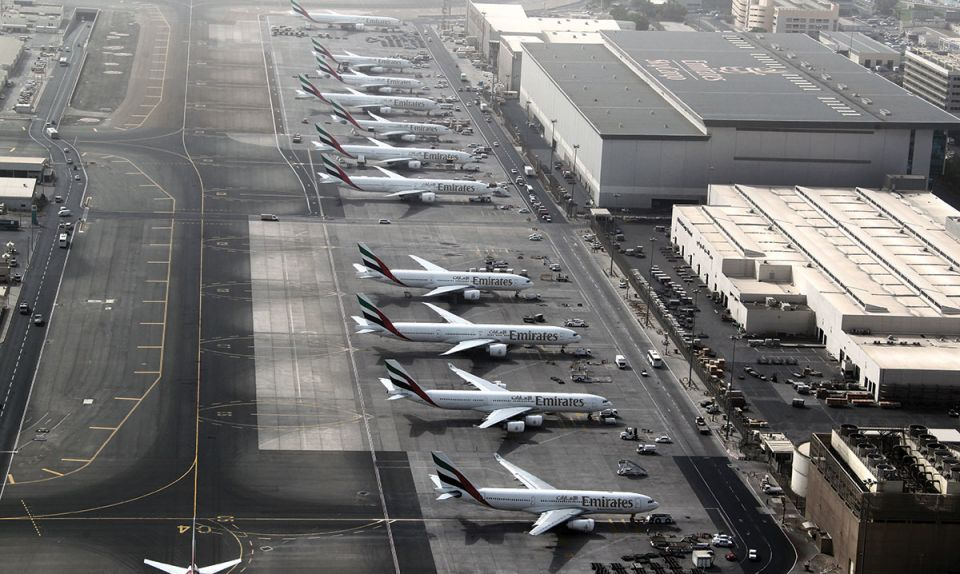 Revealed: the busiest air routes in the Middle East