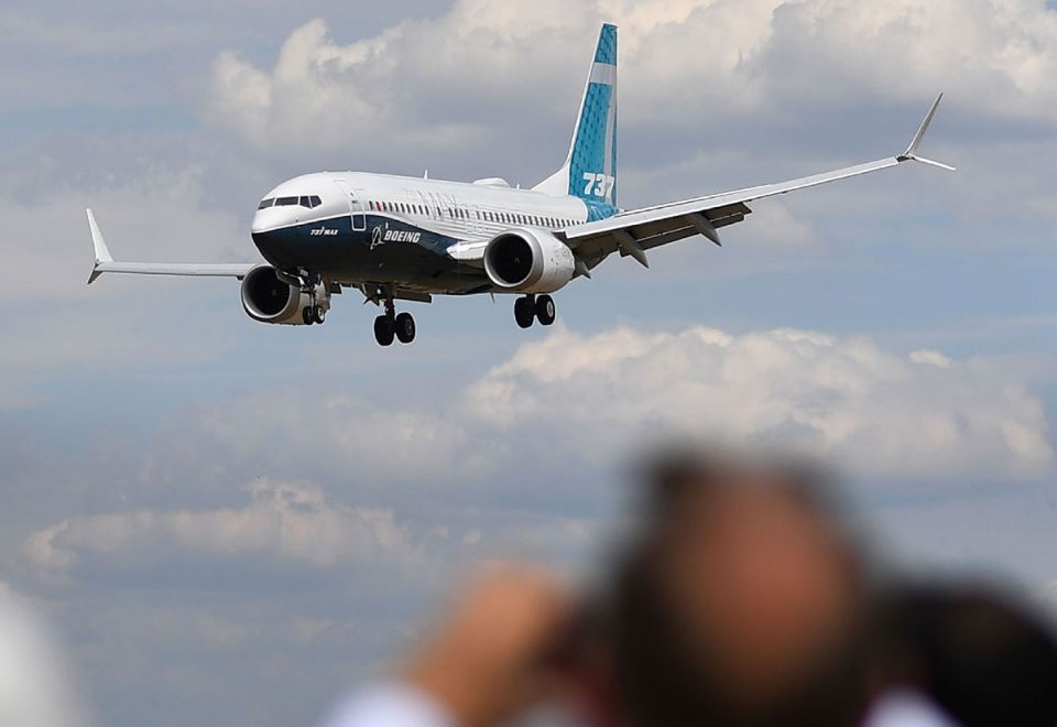 Farnborough airshow ends with $192bn in orders