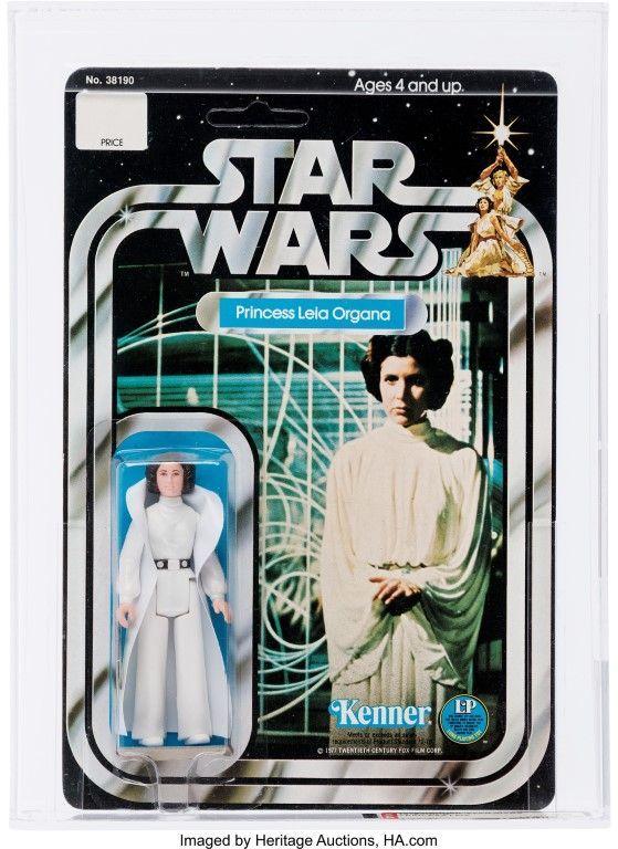 Dubai collector to auction world's rarest prototype Star Wars action figures