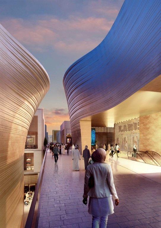 Gallery: Dubai Square - a new retail metropolis at Dubai Creek Harbour