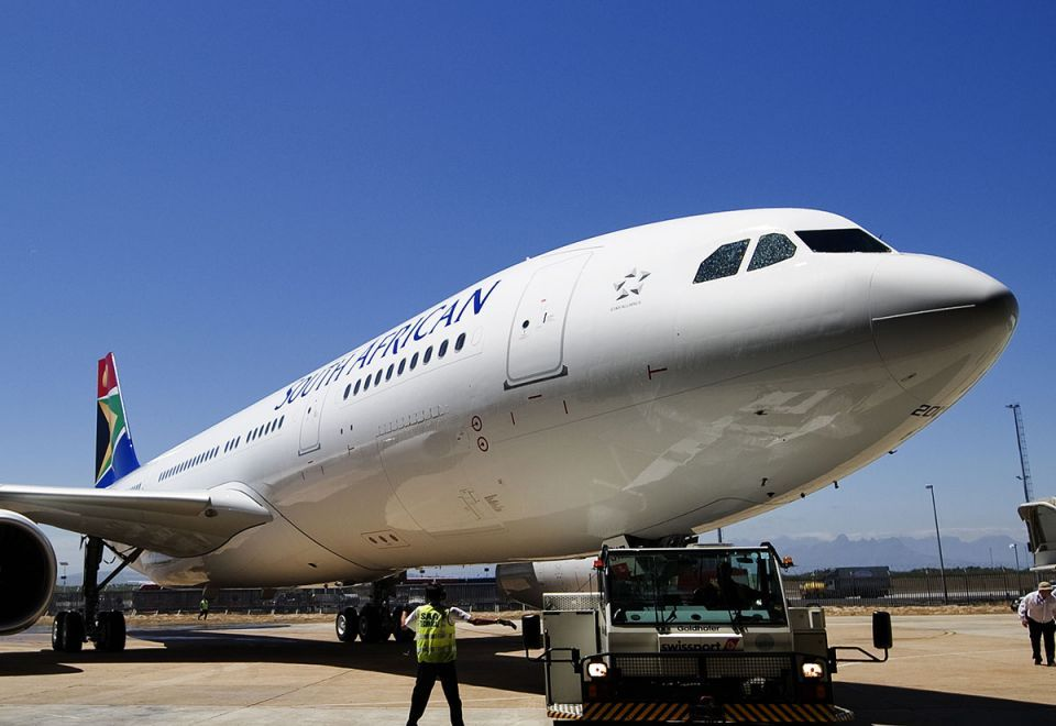 Troubled South African Airways cancels flights, travel agency says