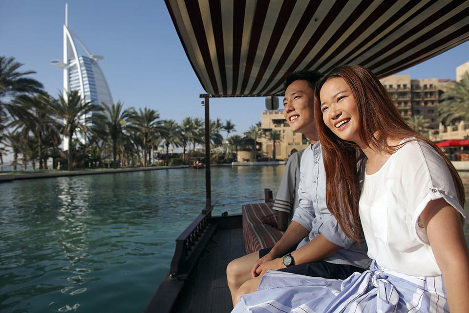 Three reasons why Chinese tourism to the Gulf is on the rise