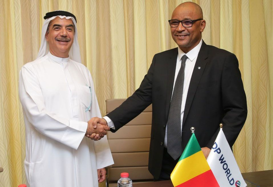 DP World plans to build logistics hub in Mali in Africa push
