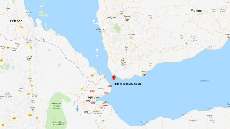Saudi Arabia resumes oil shipments through Bab al-Mandab strait