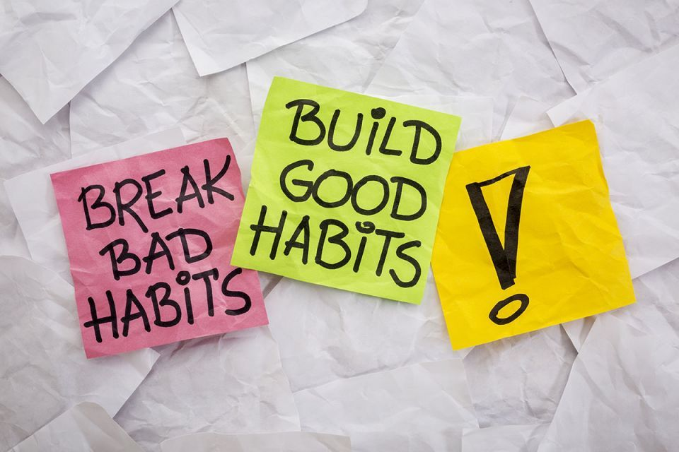 Start-up talking point: How your habits can impact your career