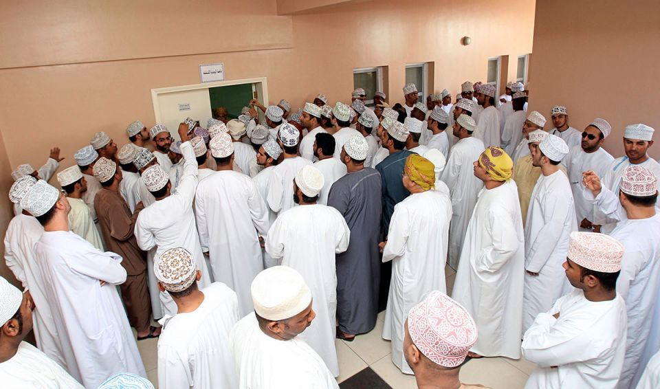Omanisation leads to further drop in expat numbers