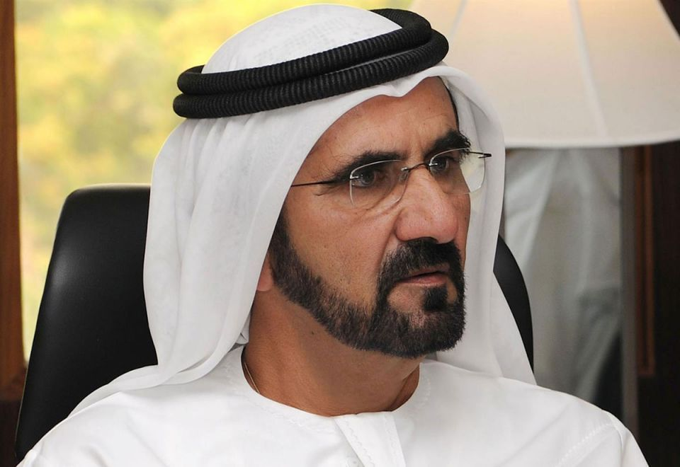 Sheikh Mohammed investigates long queues for postal service