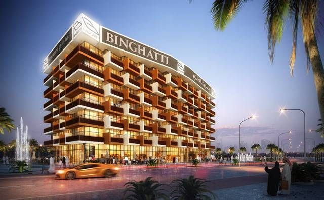 Binghatti fast-tracks Dubai Silicon Oasis project for Sept delivery