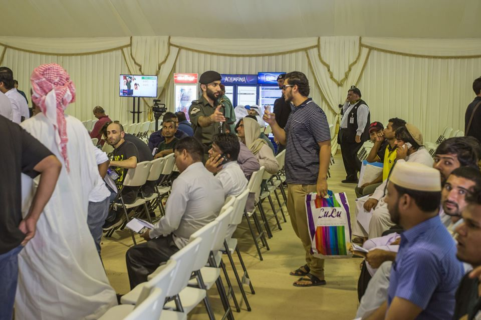 Hundreds in Dubai take advantage of UAE visa amnesty programme