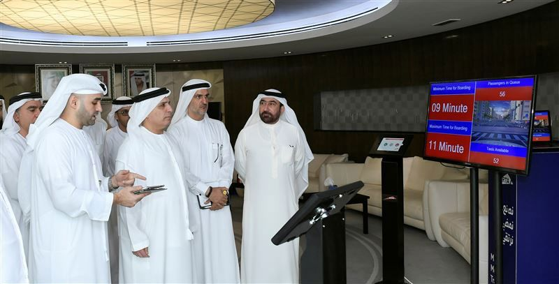 RTA to manage large-scale taxi operations with smart tech