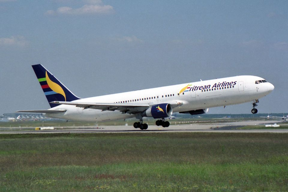 Eritrean Airlines to expand flights to Dubai