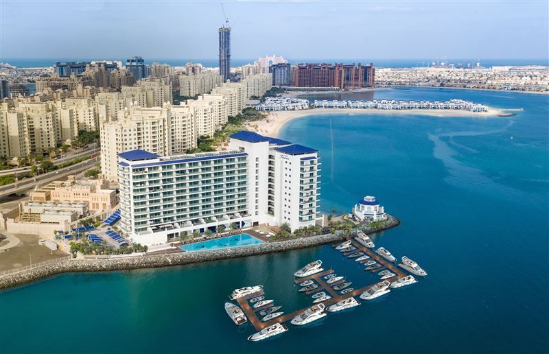 Nakheel invests $4m to grow Palm Jumeirah marina capacity