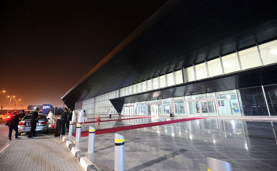 In pictures: Kuwait International Airport's new Terminal 4 first flight lands in neighboring Bahrain