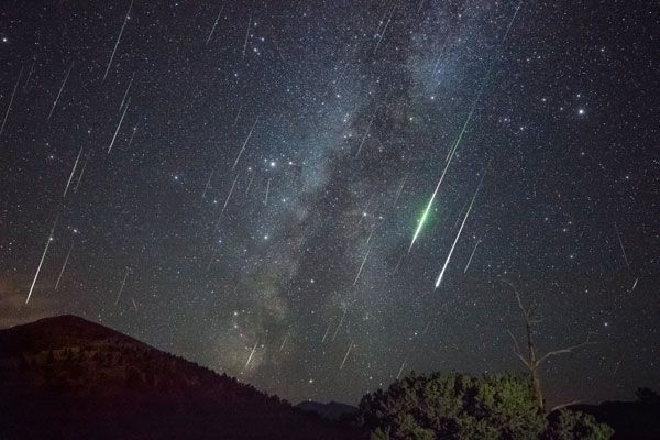 Sharjah's Mleiha prepares for Sunday's Perseid meteor shower