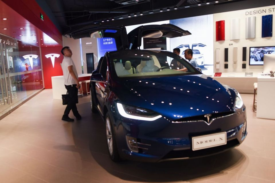 Saudi Arabia's PIF has no plans to back Tesla buyout - report
