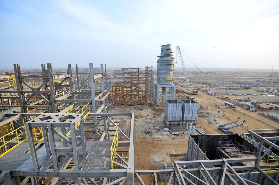 Saudi Aramco, Air Products sign deal to form $8bn gasification, power JV