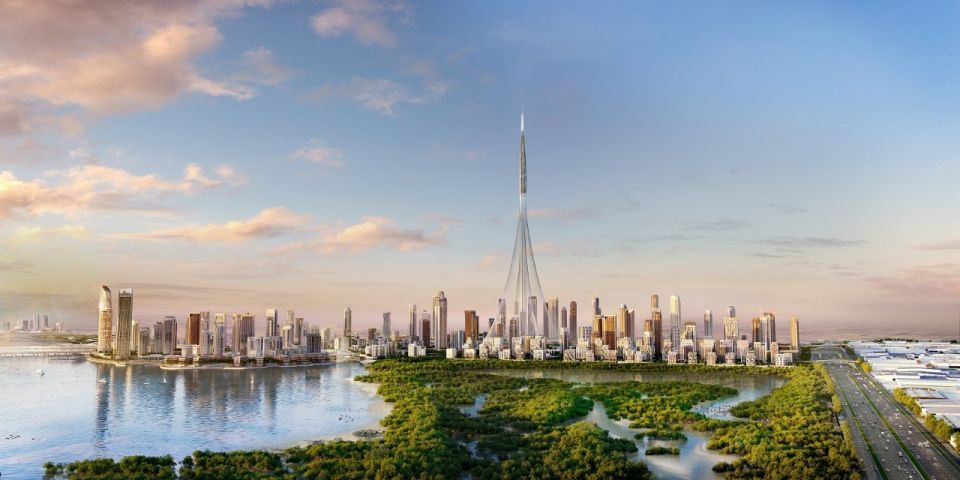Dubai Creek Harbour set to welcome first residents in Q1 2019