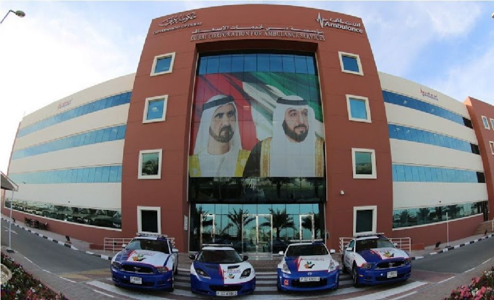 Dubai ambulance firm launches Help Me app to reduce response times