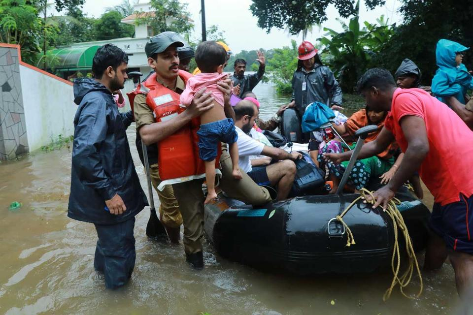 UAE President sets up committee to provide aid to Kerala flood victims
