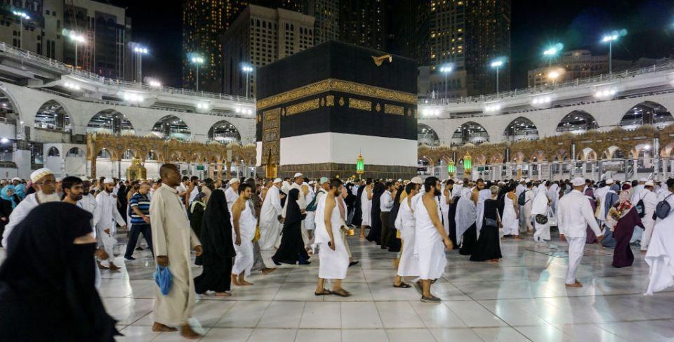 2 million gigabytes: how Saudi hajj pilgrims stay in touch