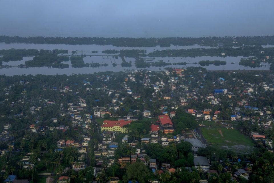UAE gov't offers $100m in financial aid to rebuild Kerala