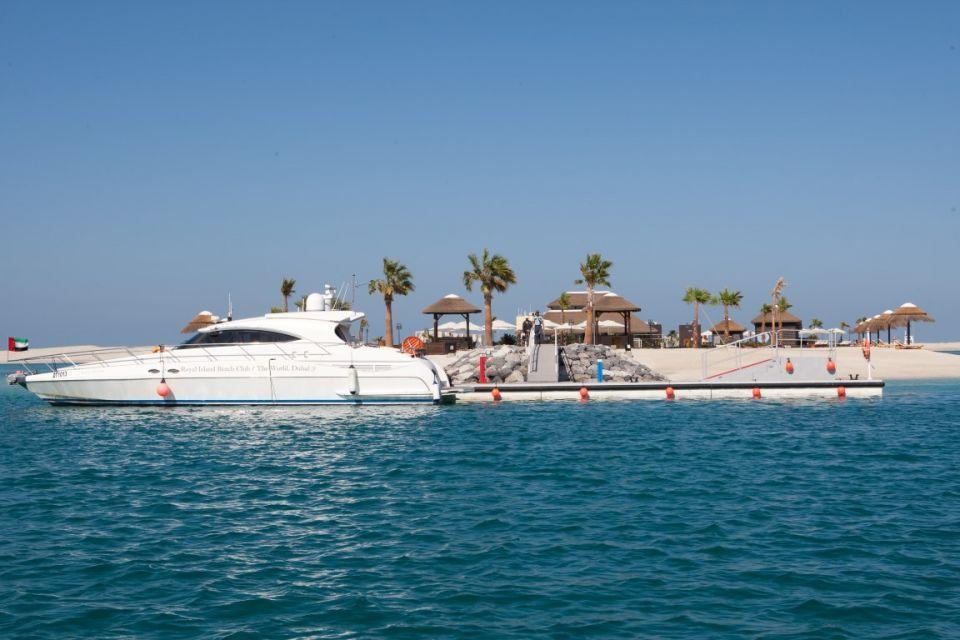 $22 million 'daycation' island offers a taste of the Mediterranean in Dubai