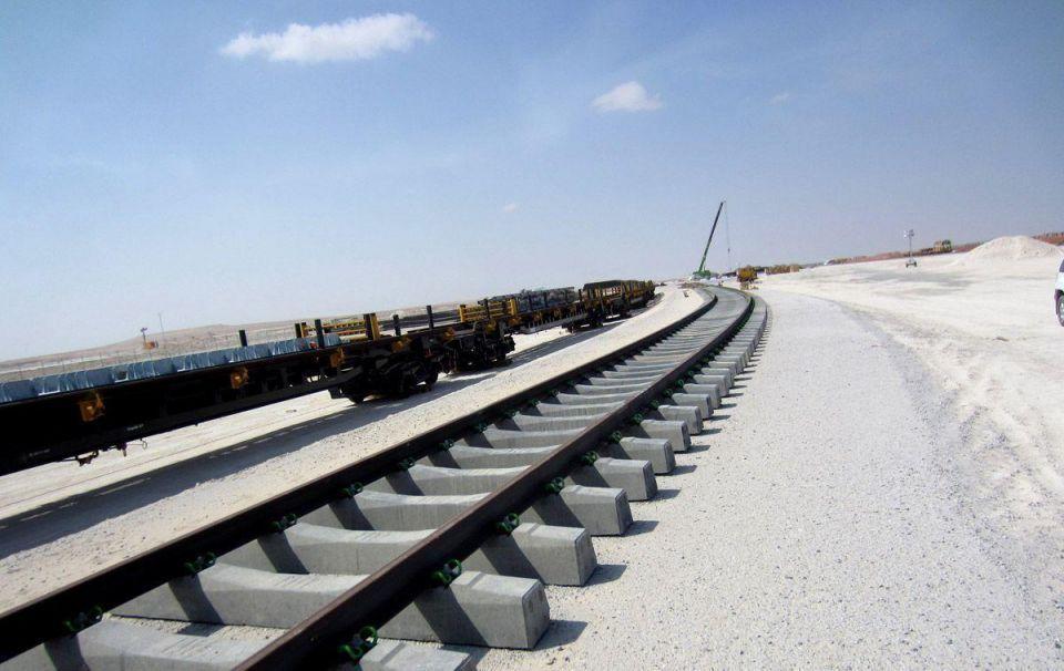 Train linking Gulf states to start running in 2023