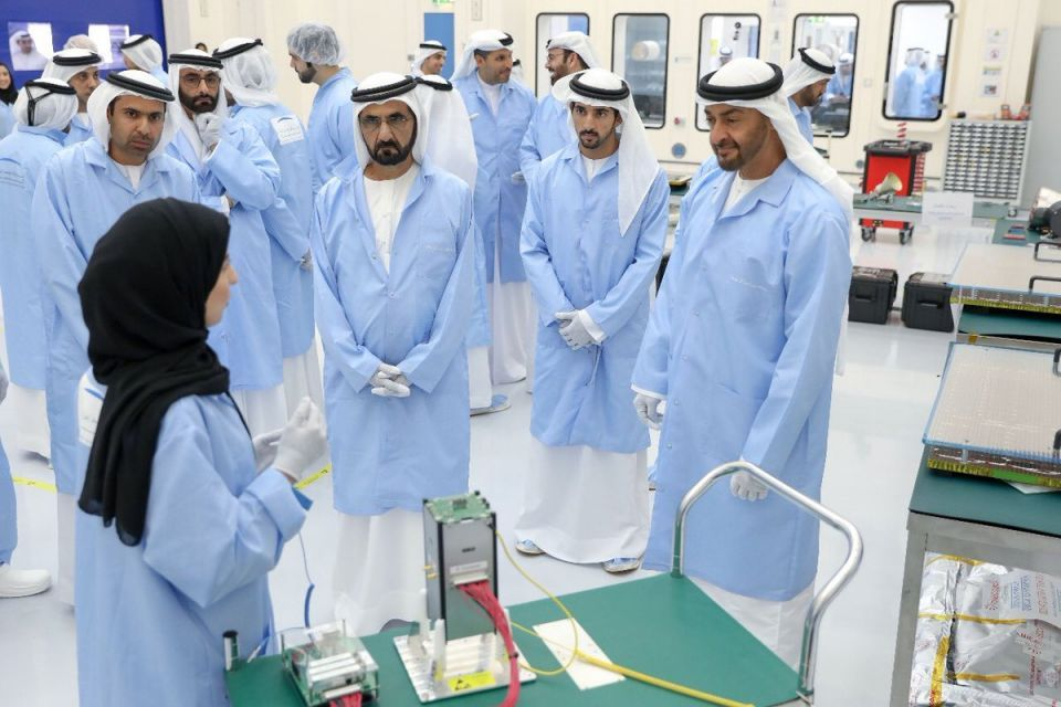 First Emirati-built satellite to launch into space on October 29