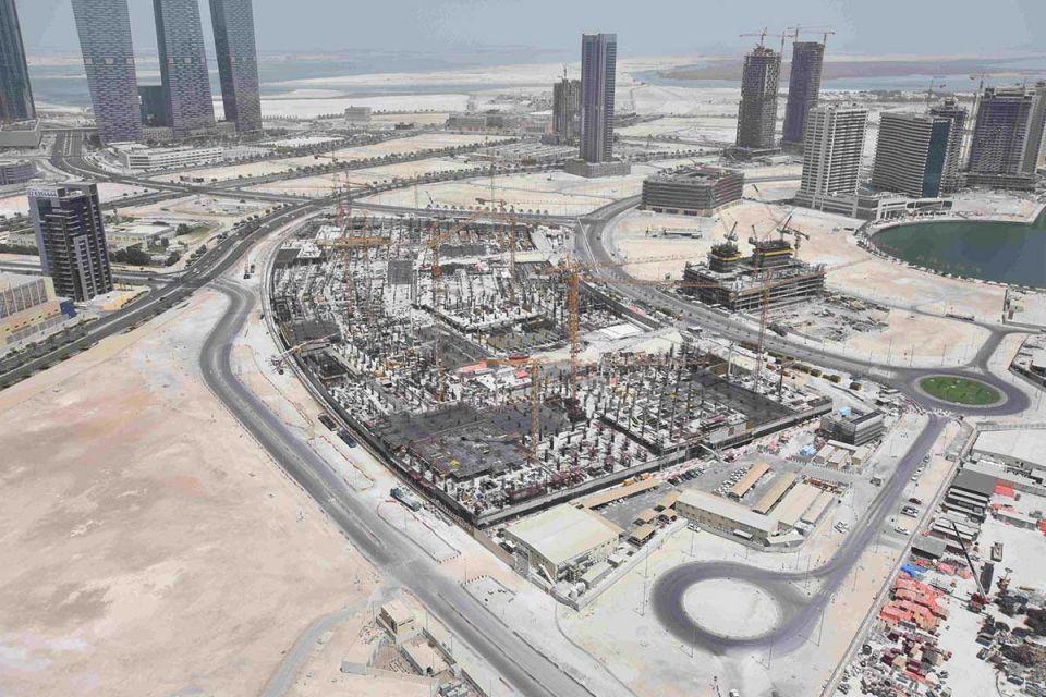 Dubai's Drake wins $163m contract for Abu Dhabi's Reem Mall