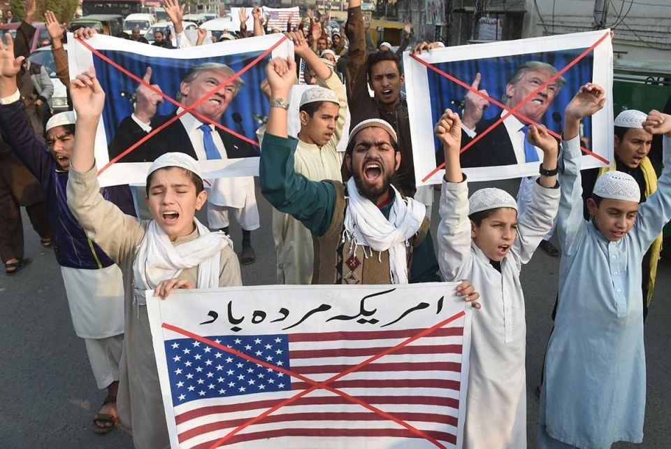 Pentagon moves to scrap $300m in aid to Pakistan