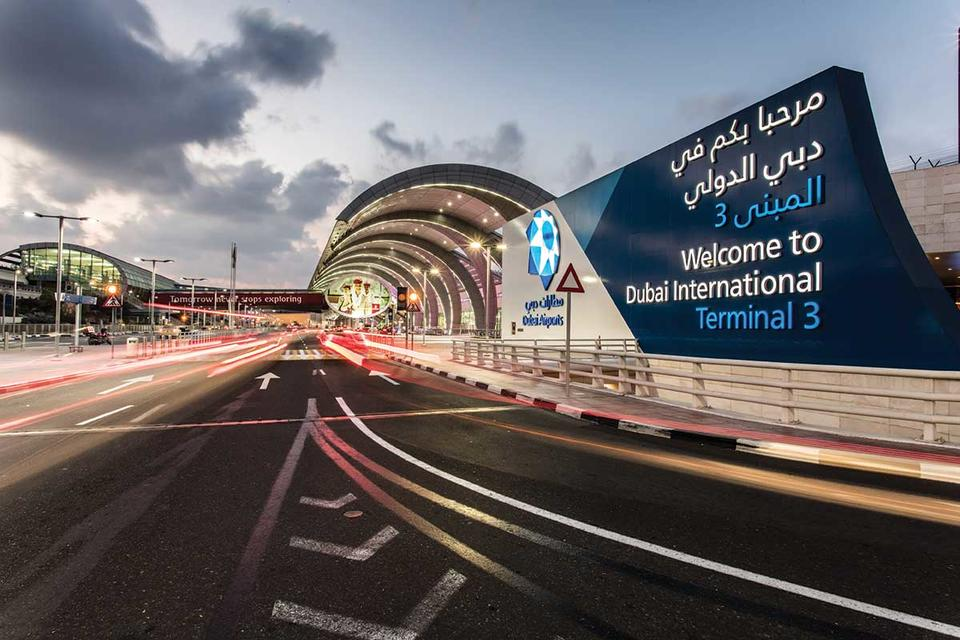 Emirates expects Dubai Int'l rush after New Year