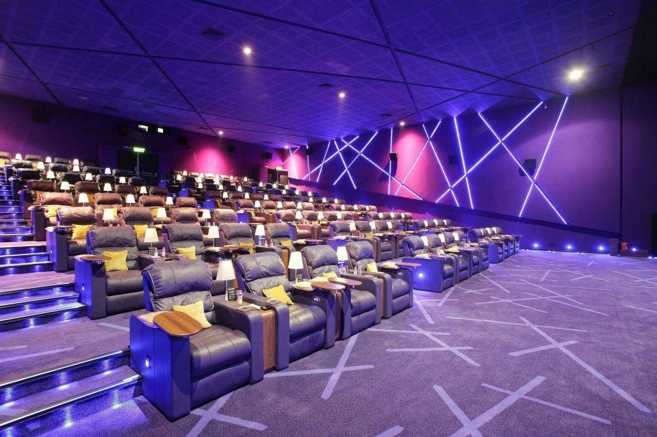 India's largest cinema chain operator looks to Saudi Arabia, UAE for growth