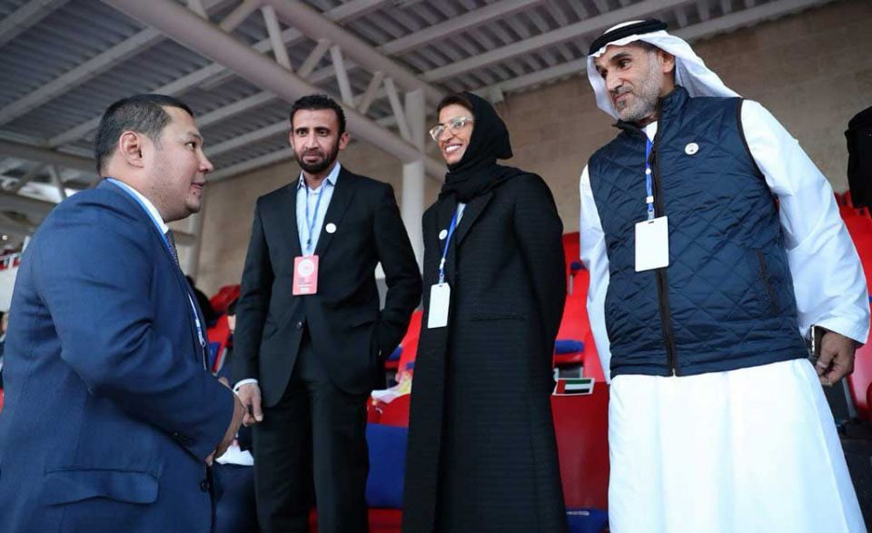 In pictures: Crown Prince of Fujairah attends opening of World Nomad Games in Kyrgyzstan