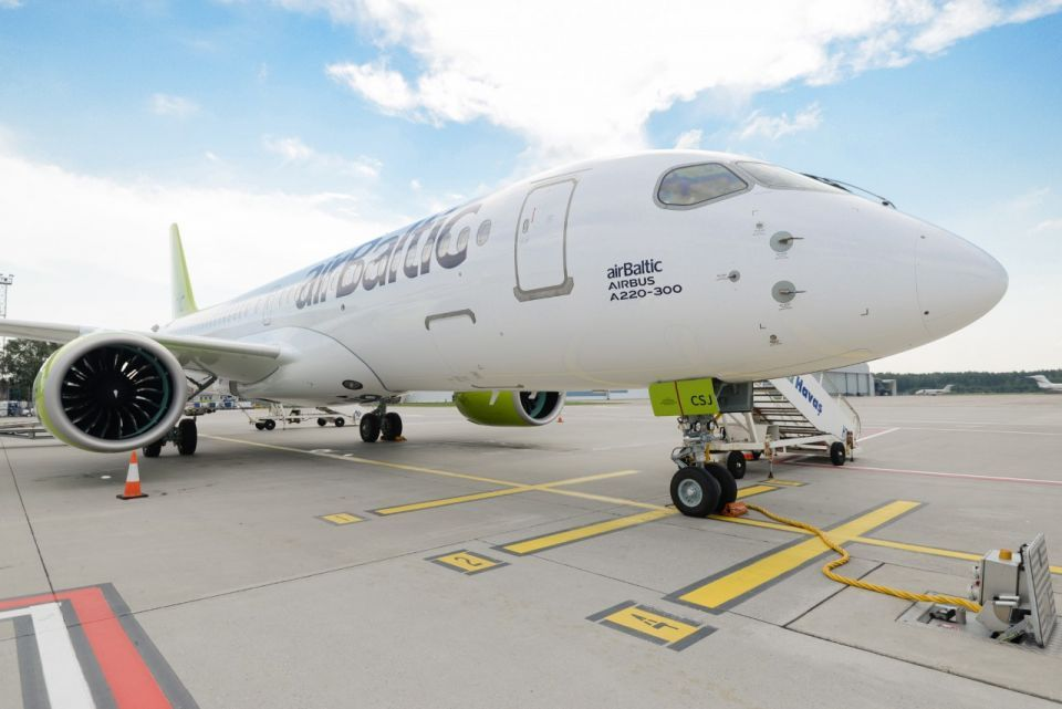 Latvia's airBaltic extends operations to Abu Dhabi as demand jumps