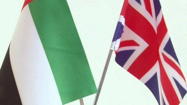 UAE, UK trade rises 12% to over $22bn in 2017