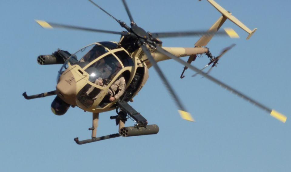 US pilot killed in Saudi helicopter crash