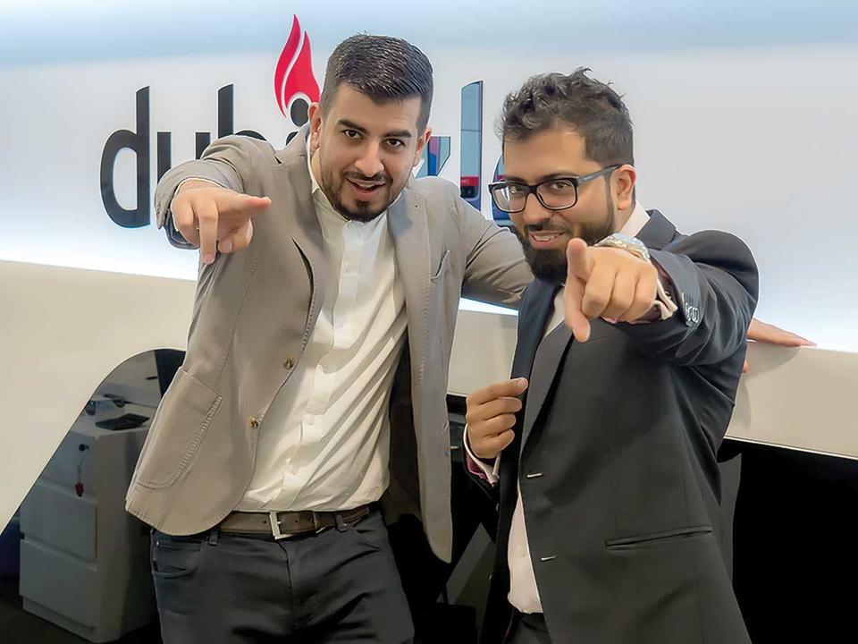 Entrepreneurs of the Week: Faiyaz Chand and Nasrullah Chaudhry