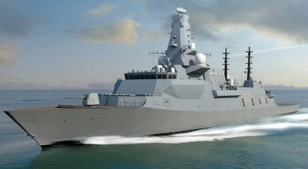 Saudi Arabia launches JV to build warships with Spain's Navantia