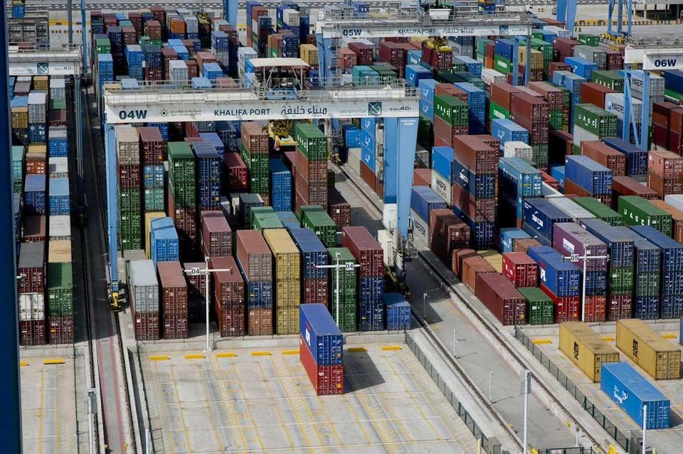 Abu Dhabi's Khalifa Port set to open first phase of major expansion plan
