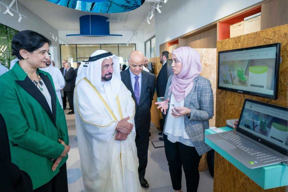 Gallery: Sheraa launches second entrepreneurial hub at University of Sharjah
