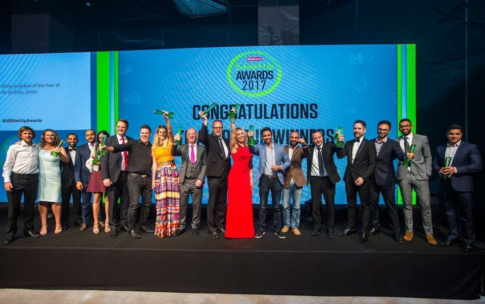 Nominations closing soon for the Arabian Business StartUp Awards 2018