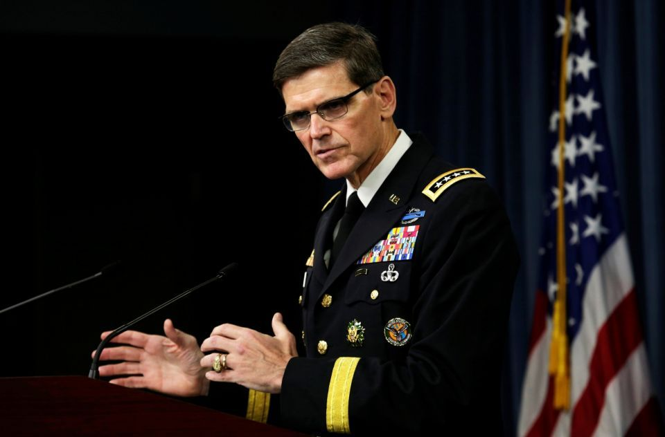 US general urges Gulf unity to counter Iran