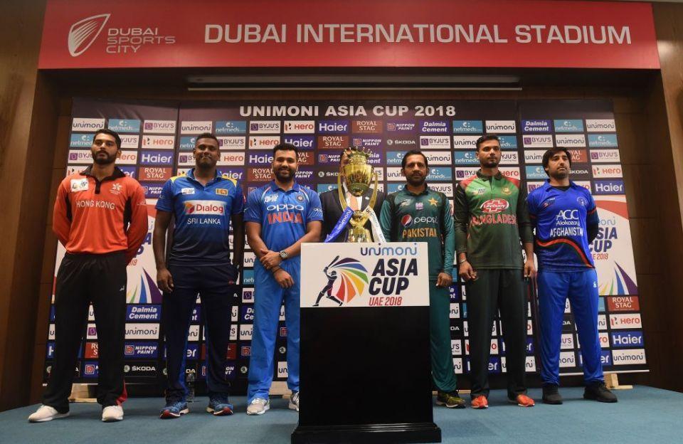 Asia Cup 2018: Teams looking to build towards ICC Cricket World Cup 2019