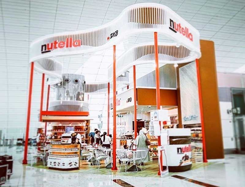Middle East's first Nutella Cafe opens in Dubai