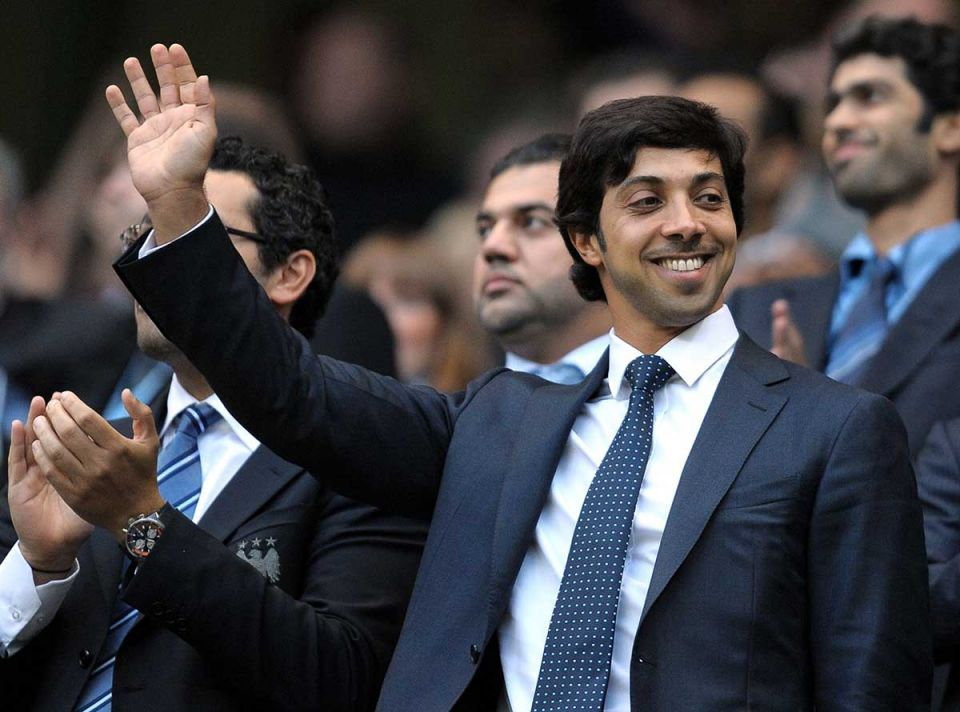 'Much more to do ... much more to win', Sheikh Mansour tells Man City fans