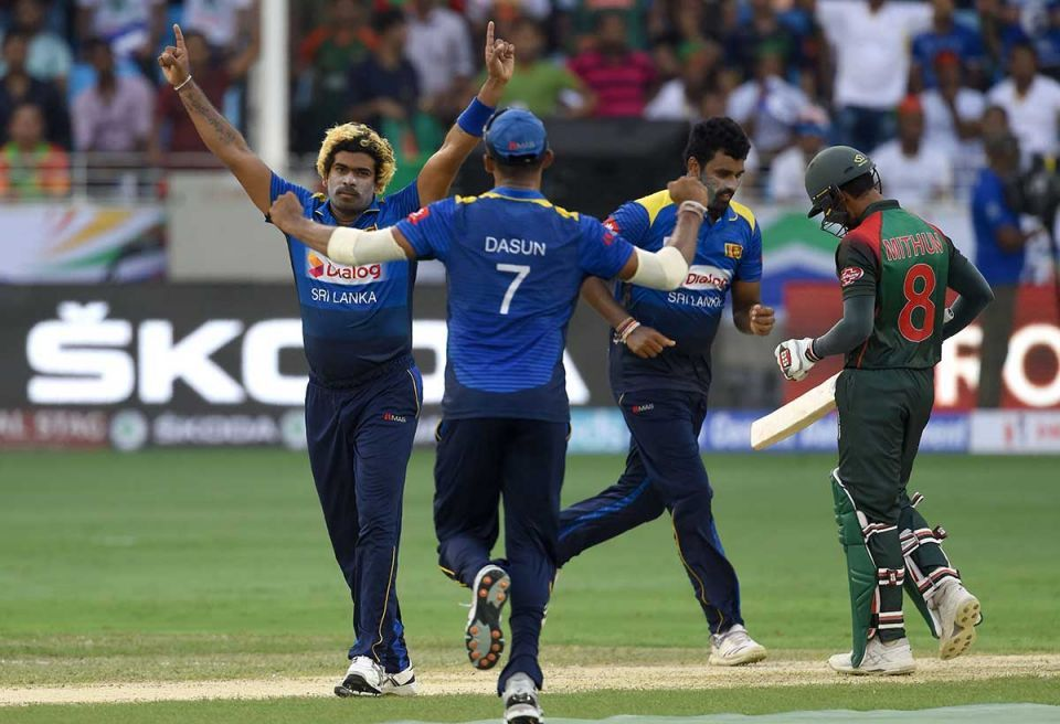 Asia Cup 2018: Tigers thrash Sri Lanka by 137 runs - in pictures