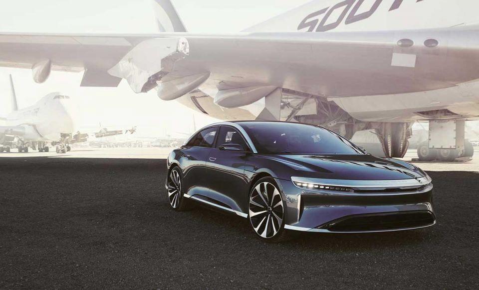 Saudi Arabia's PIF invests $1bn in Tesla rival Lucid Motors