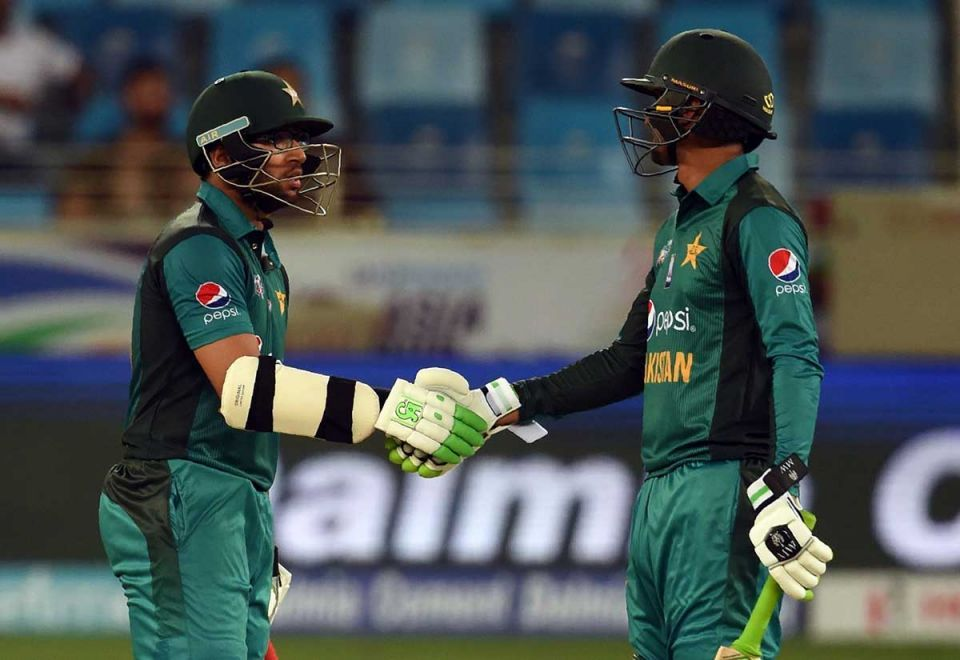 Asia Cup 2018: Pakistan thrashed an inexperienced Hong Kong by 8 wickets - in pictures